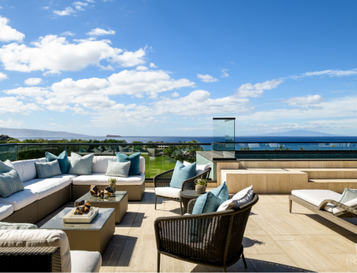Makena Golf and Beach Club Installation, Maui