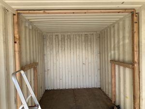 Fast Comet Container 7 - Moving Services - Maui Hawaii