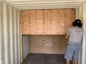 Fast Comet Container 4 - Moving Services - Maui Hawaii