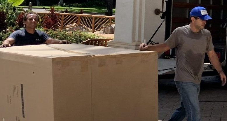 Fast Comet Delivery 2 - White Glove Service - Maui Hawaii- Moving Services
