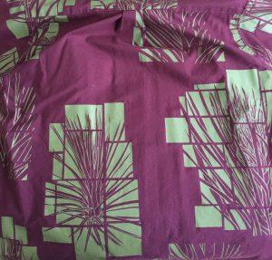 Modern Aloha Shirt Design 2 - Maui - Hawaii