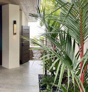 Makena House Installation - Entrance - Maui - Hawaii