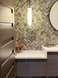 Makena House Installation - Bathroom - Maui - Hawaii