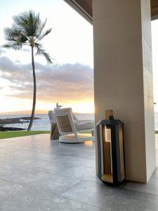 Lanai and View - Maui - Hawaii
