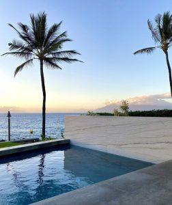Pool - Maui - Hawaii