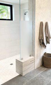 Makena House Installation - Walk-in Shower - Maui - Hawaii